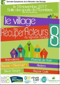 le village des Récuper'Acteurs